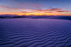 White Sands Sunset 614243