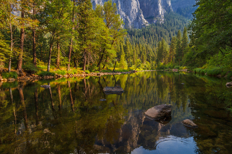 Merced River Yosemite NP 13