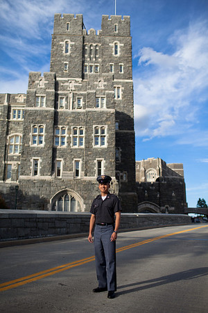 Cadet Daniel Chang, '13, E2