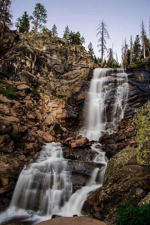 Cascading Rancheria Falls