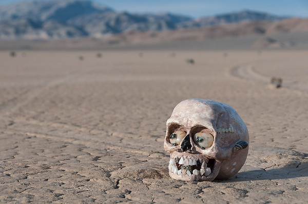 2014 Death Valley Racetrack
