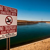 Th All American Canal is located in southeastern California. It conveys water from the Colorado River into the Imperial Valley and to nine cities. It is called the most dangerous body of water in the U.S.