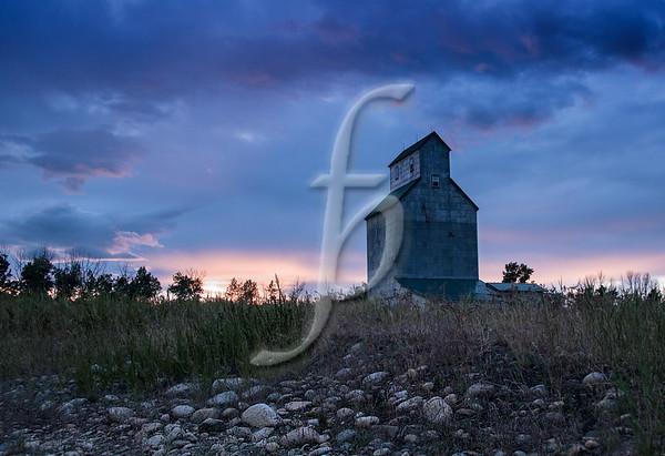 Fox  Grain Depot
