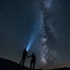 Milky way love - Eureka Dunes, CA