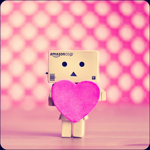 Danbo Has Big Love