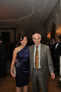 Joy Lin with Daniel Shanks, White House Usher