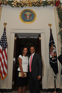 Juan Williams, Fox News political analyst, and his daughter, Rae