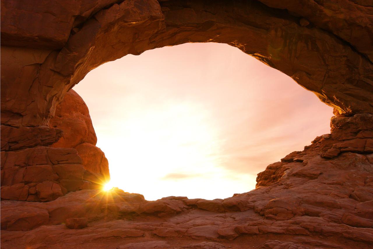 Sunrise, Arches NP