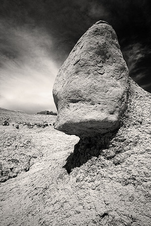 Goblin in Infrared, Goblin Valley