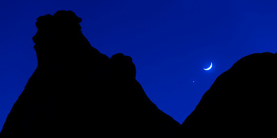 Moonriise, Goblin Valley