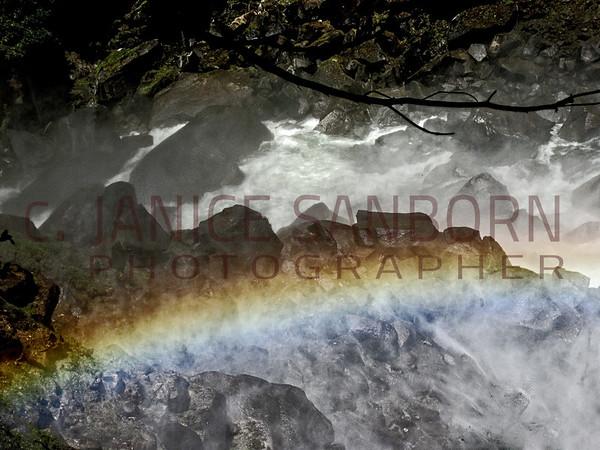 Vernal Falls 09