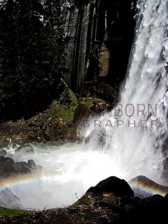 Vernal Falls 12