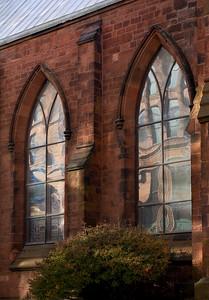 Church Reflections, Providence, 2010