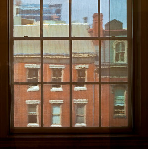 Windows Through Layers of Glass, Washington, DC, 2011