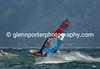 Windsurfing at Lake Garda.