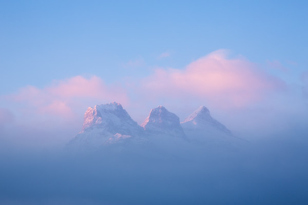 """""""THE THREE SISTERS"""""""
