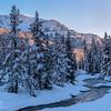 Last light - Lamar Valley, Yellowstone 2018