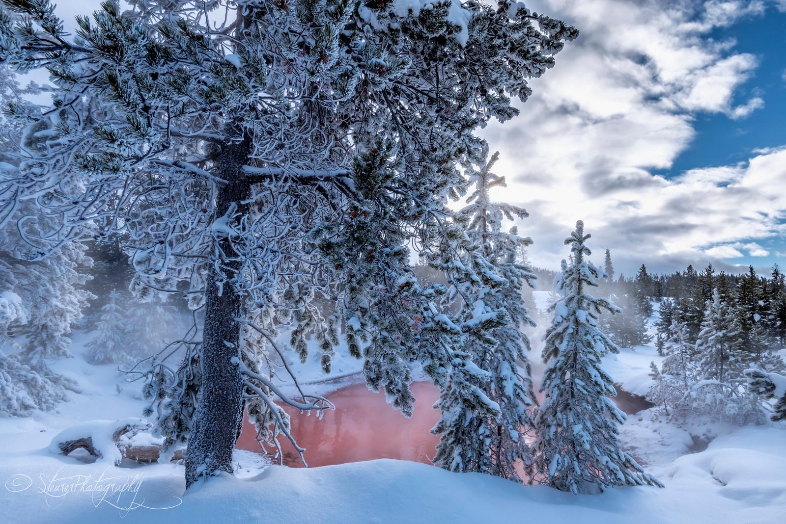 Secret Place - Yellowstone 2018