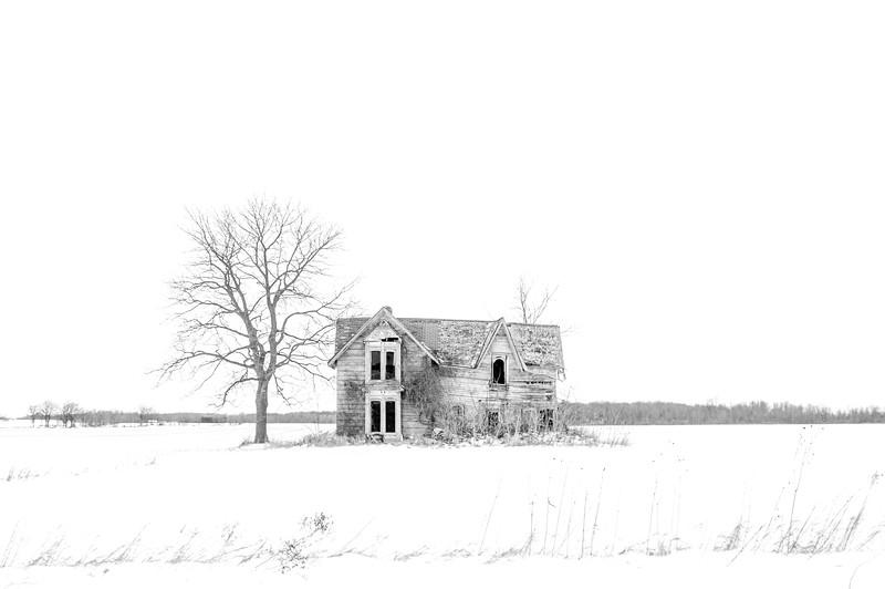 Farmhouse near Lake Erie