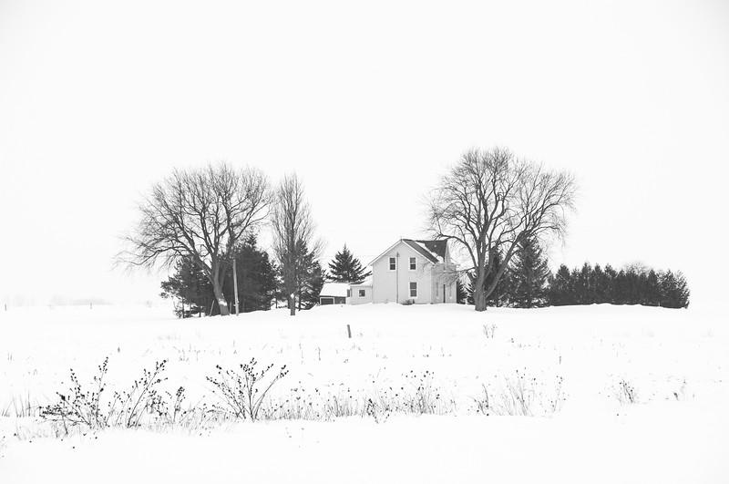 Farm near Arthur