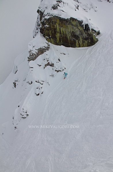 RMR Steeps<br /> <br /> Ross Moore at Revelstoke