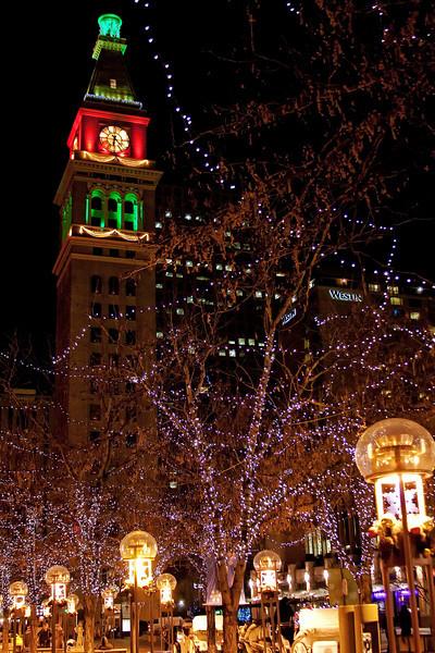 16th Street Holiday Lights 1
