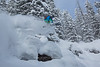 Freeride skiing, Vail backcountry