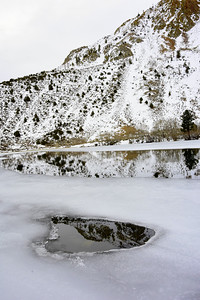 Winter Day in Bishop Creek Canyon