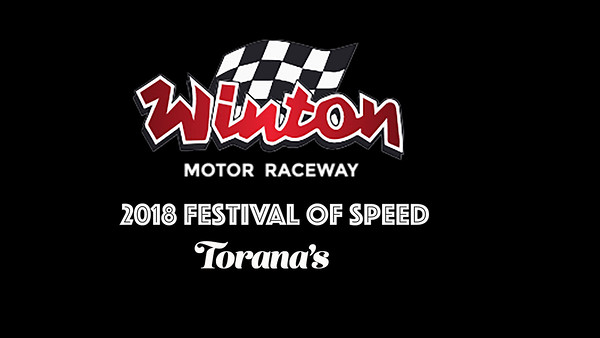 Winton Festival of Speed Torana's