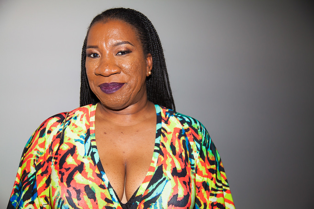 "Tarana Burke is an American civil rights activist. She is known for being the first to use the phrase ""Me Too"", in 2006, to raise awareness of the pervasiveness of sexual abuse and assault in society."