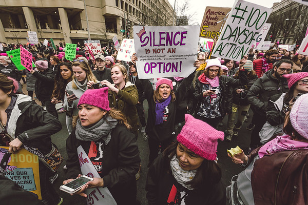 Women's March, Jan 21, 2017