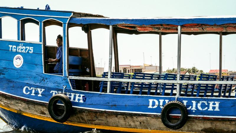 Mekong Public Boat Transport