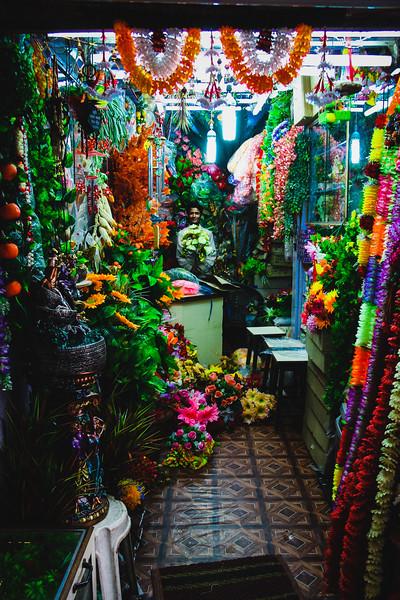 Varanasi Flower Shop