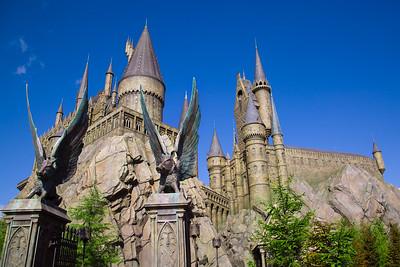 Hogwarts catsle2