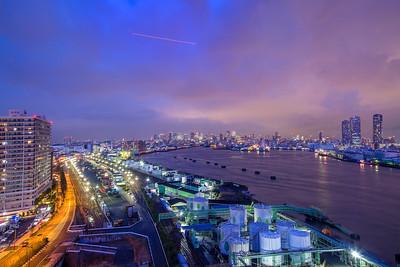 Osaka Universal City.