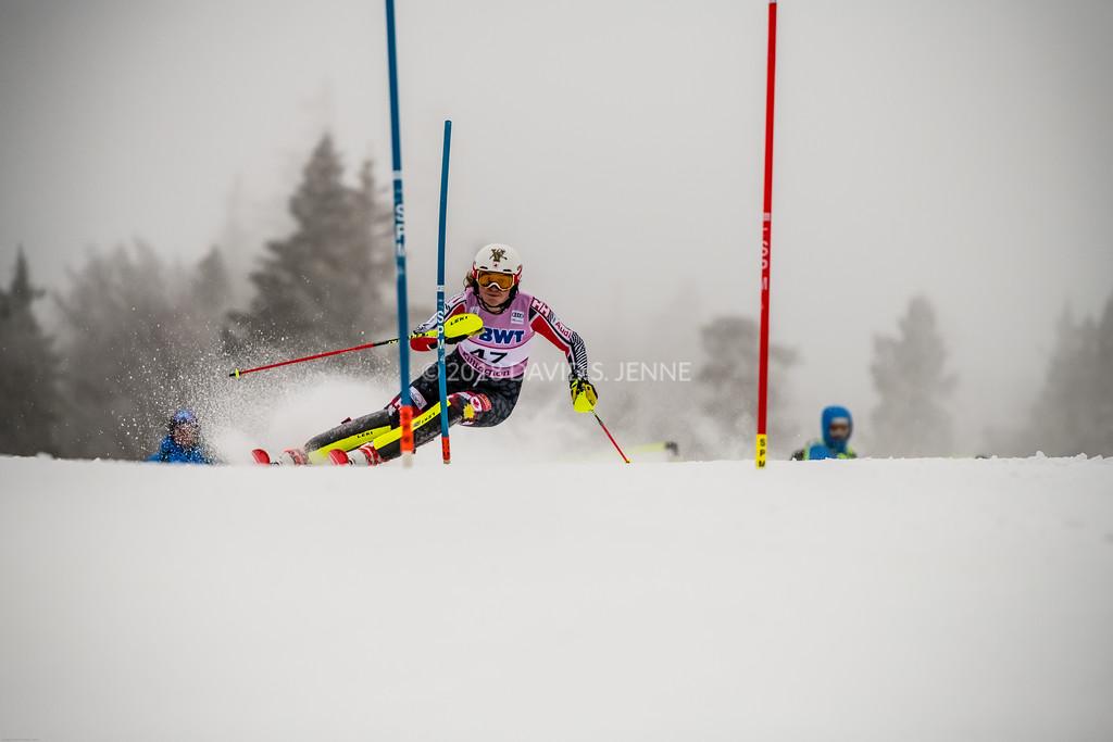 Laurence St-Germain CAN - Audi FIS Ski World Cup Womens Slalom Killington Vt-20171126-01