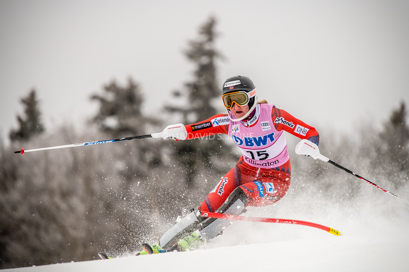 Maren Skjoeld NOR - Audi FIS Ski World Cup Womens Slalom Killington Vt-20171126-03