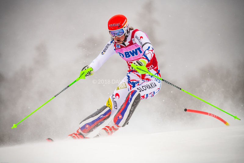 Petra Vlhova SVK - Audi FIS Ski World Cup Womens Slalom Killington Vt-20171126-06