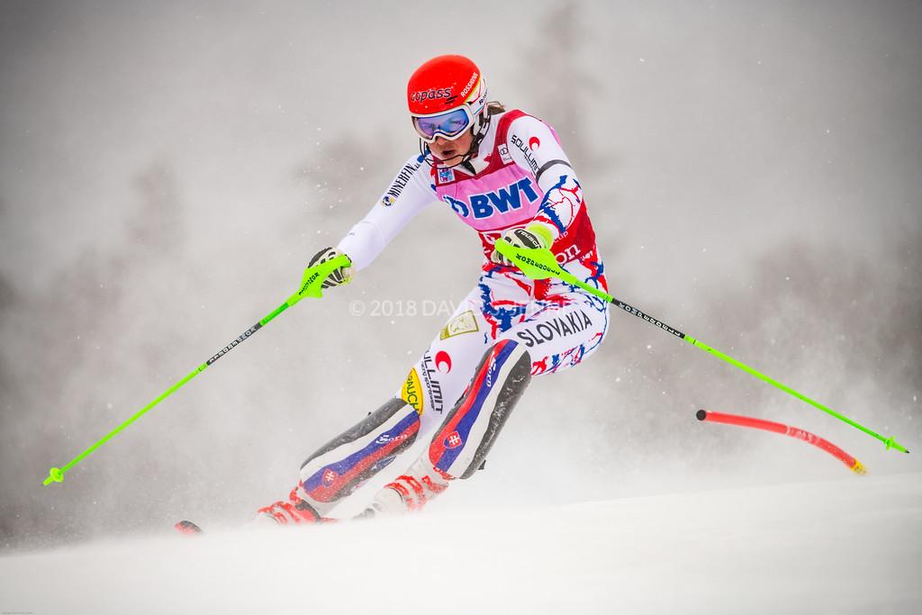 Petra Vlhova SVK - Audi FIS Ski World Cup Womens Slalom Killington Vt-20171126-06