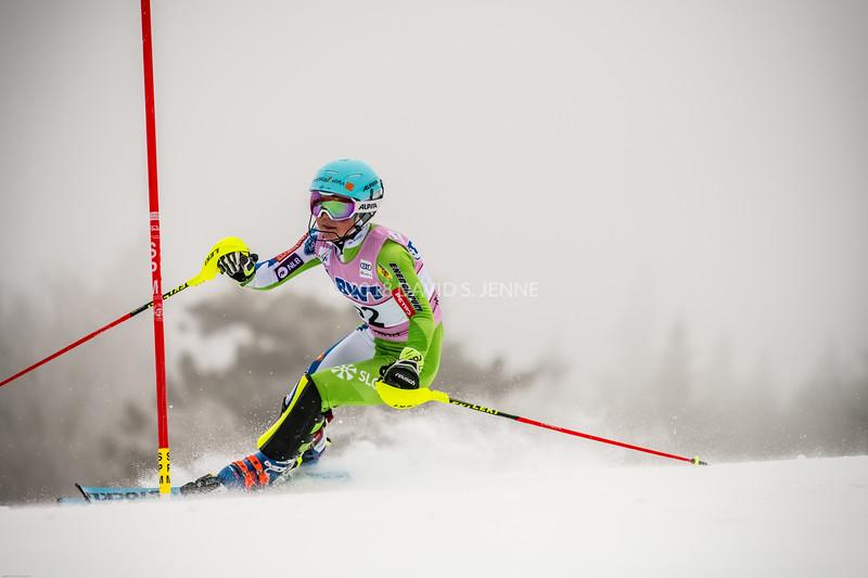 Meta Hrovat SLO - Audi FIS Ski World Cup Womens Slalom Killington Vt-20171126-11