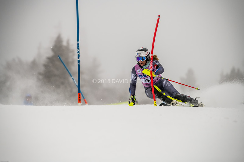 Anne-Sophie Barthet FRA - Audi FIS Ski World Cup Womens Slalom Killington Vt-20171126-05