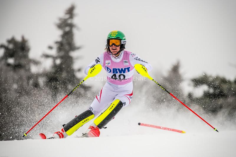 Katharina Liensberger AUT - Audi FIS Ski World Cup Womens Slalom Killington Vt-20171126-02