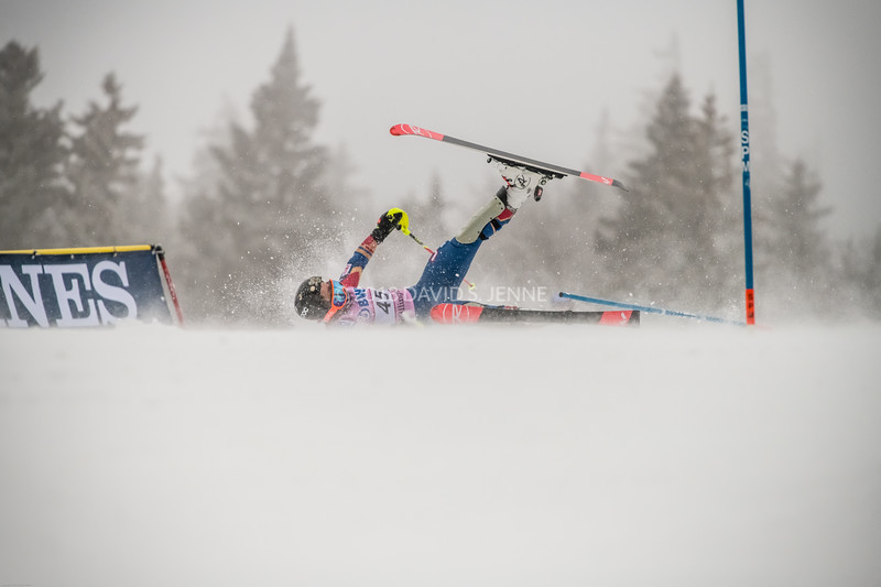 Paula Moltzan USA - Audi FIS Ski World Cup Womens Slalom Killington Vt-20171126-03