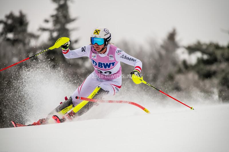 Julia Gruenwald AUT - Audi FIS Ski World Cup Womens Slalom Killington Vt-20171126-05