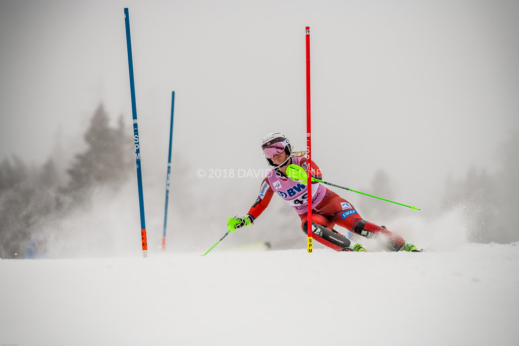 Mina Fuerst Holtmann NOR - Audi FIS Ski World Cup Womens Slalom Killington Vt-20171126-03