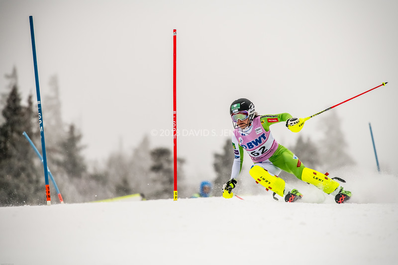 Tina Robnik SLO - Audi FIS Ski World Cup Womens Slalom Killington Vt-20171126-06