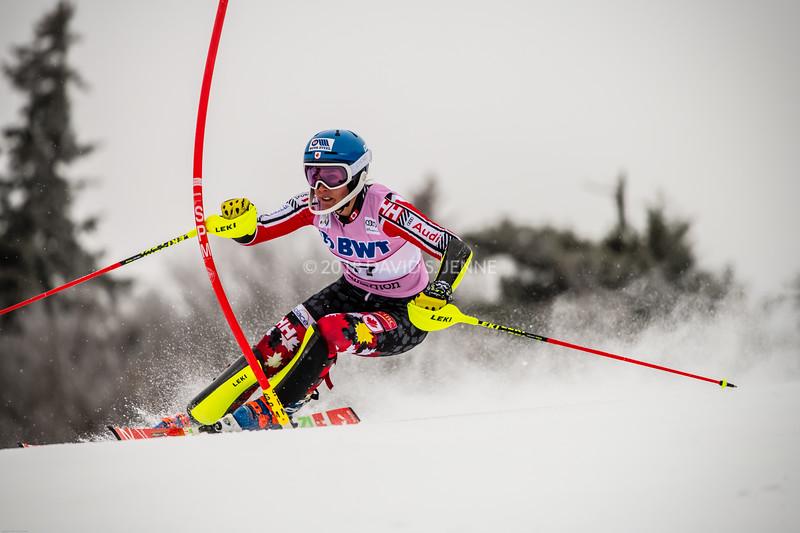 Marie-Michelle Gagnon CAN - Audi FIS Ski World Cup Womens Slalom Killington Vt-20171126-04