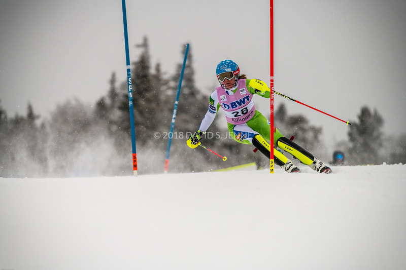 Marusa Ferk SLO - Audi FIS Ski World Cup Womens Slalom Killington Vt-20171126-02