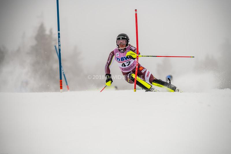 Sara Hector SWE - Audi FIS Ski World Cup Womens Slalom Killington Vt-20171126-02