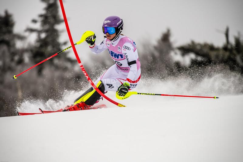 Michaela Kirchgasser AUT - Audi FIS Ski World Cup Womens Slalom Killington Vt-20171126-06